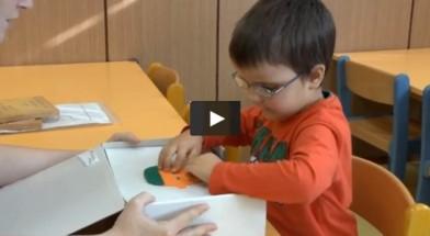 Daneček, 3,5 let, Leberova slepota