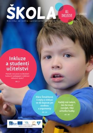 """Vychází nové číslo časopisu """"Škola All Inclusive"""""""