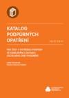 Katalog podpůrných opatření – dílčí část pro žáky s potřebou podpory ve vzdělávání z důvodu sociálního znevýhodnění